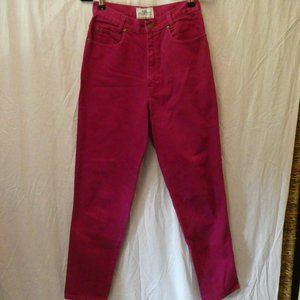 Vintage Palmetto's Made in USA Pink Mom Jeans